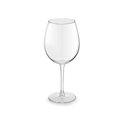 Vase à vin sur pied H70cm