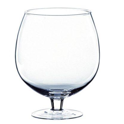 Vase cognac D30cm