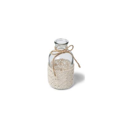 Location mini vase bohème dentelle