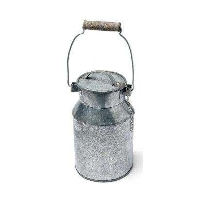 Pot à lait en zinc H16cm