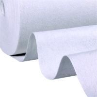Tapis blanc largeur 1m