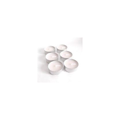 Bougies chauffe-plats durée 8h