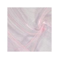 Chemin de table Organza - Rose pale