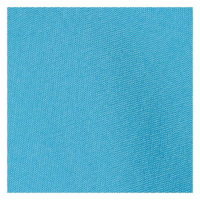 Serviette Polyester - Bleu turquoise/ciel