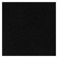 Location serviette Polyester - Noire