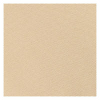 Nappe ronde Polyester - Beige