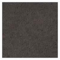 Nappe ronde Polyester - Gris fer