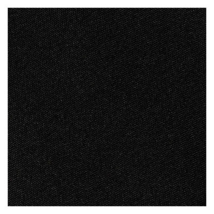 Nappe ronde Polyester - Noire