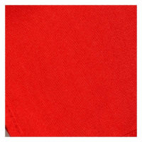 Nappe ronde Polyester - Rouge