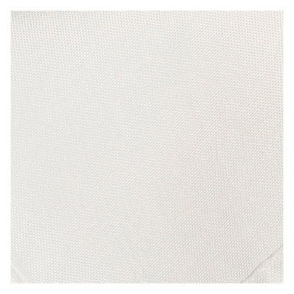 Nappe rectangle 150*240cm -Blanc (pour table standard)