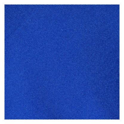 Nappe rectangle Polyester - Bleu roi