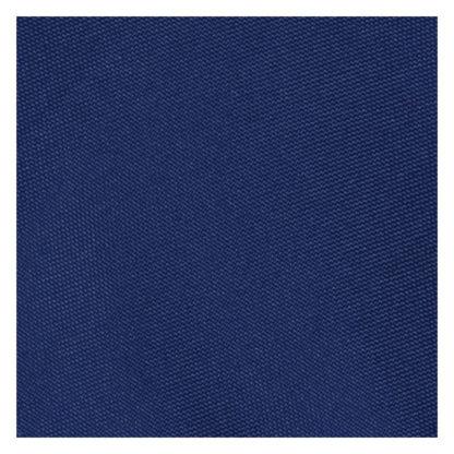 Nappe rectangle Polyester - Bleu marine