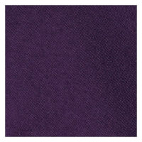Nappe rectangle Polyester - Prune