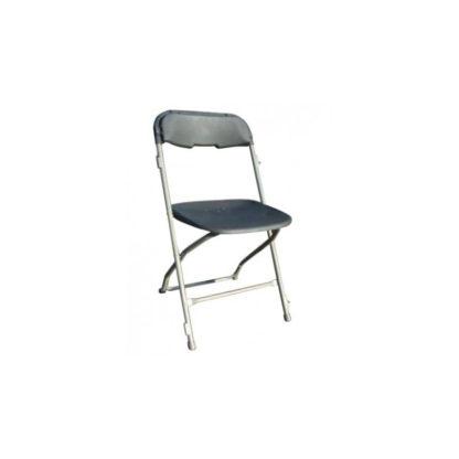 Location chaise auteuil grise
