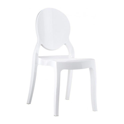 Chaise médaillon elisabeth