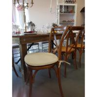 Galette de chaise pour chaise remy
