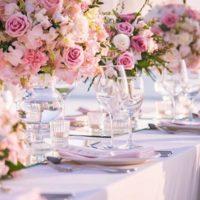 Vases et centres de tables