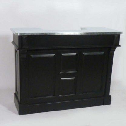 Bar vintage noir