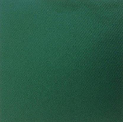 Serviette Polyester - Vert émeraude