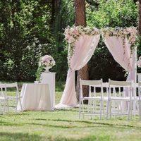 Les arches de cérémonies mariage