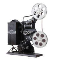 Projecteur de cinéma vintage