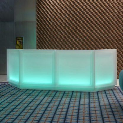 Location bar Dublin lumineux