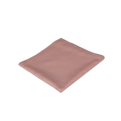Serviette Polyester - Nude / Vieux rose