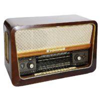 Location radio vintage
