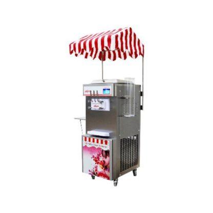 Machine à glace italienne professionnelle
