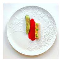 Assiette plate LUNAIRE -D30cm