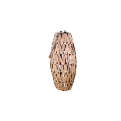 Lanterne Baly en osier (Grand modèle)