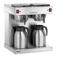 Location machine à café à filtre double