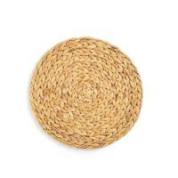 Sous-assiette en fibre naturelle