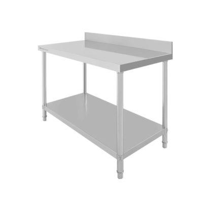 Location table de travail en inox 120*70cm