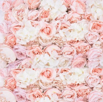 "Location mur Floral ROSE ""Inspirée"""