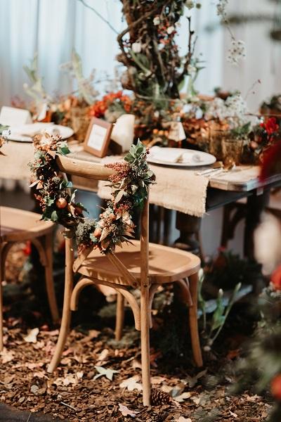 décoration chaise bistrot wood en bois clair