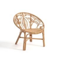 Location fauteuil en rotin Arabesque