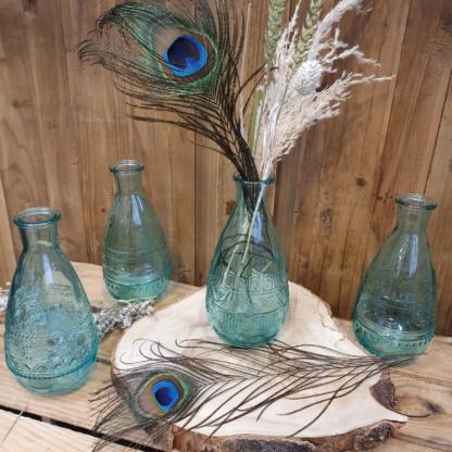 Location Fiole / Mini vase Ethnic Verre eau