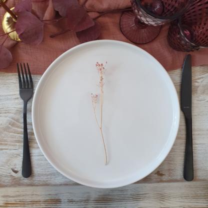 Location assiette plate Nordic
