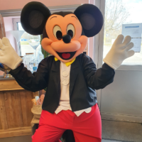 "Location Mascotte ""Mickey"" (personnage Disney)"