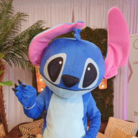"Location Mascotte ""Stitch"""